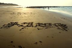 夢想起飛 - Dreams Take Flight (sunflowers&bubbletea) Tags: sunset beach seaside sand taiwan dreams wish 日落 淡水 臺灣 tamsui danshui shalun 沙崙 海邊 夢想 沙灘 新北市 newtaipeicity sunflowersbubbletea 意愿