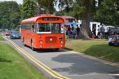 SJA352K (PD3.) Tags: park uk england bus water buses vintage bristol day rally cress july railway running hampshire marshall line trent re preserved 20 alton mid 07 psv pcv anstey 2014 sja rell watercressline hants sja352k 352k