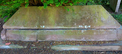 Scruby/Beckensale grave