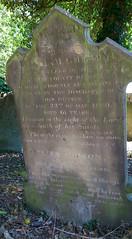 Gibson headstone