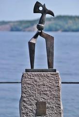SAM_6395 (infp69 Photography) Tags: sculpture art sweden stockholm statues sculptures