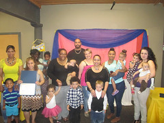 Healthy Families Graduation in Lawrence