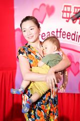 IMG_7187 (hkbfma) Tags: hk hongkong celebration breastfeeding 香港 2014 wbw 哺乳 worldbreastfeedingweek 母乳 wbw2014 hkbfma 國際哺乳週 香港母乳育嬰協會 集體哺乳