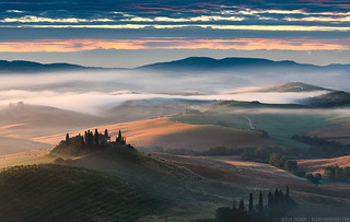 Misty Melody || Tuscany