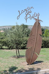 Sculptures au jardin de la mmoire (SMartine .. thanks for 2 Millions Views ) Tags: 66 po languedocroussillon pyrnesorientales catalunyanord tautavel martinesodaigui jardindelammoire