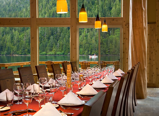 Alaska Salmon Fishing Lodge - Luxury 12