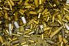 Brass (gordjohnson) Tags: 22 shots guns brass 9mm caliber dirtyharry rounds deserteagle expeneded