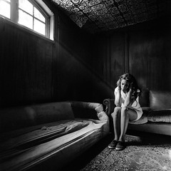 Diana_Torres_010 (patofoto) Tags: blackandwhite bw woman 6x6 film square hasselblad squareformat diafine digitalnegative femenine hasselblad203fe