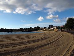 Mera (Rafa Gallegos) Tags: españa praia beach spain playa oleiros acoruña playademera
