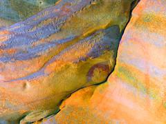 Colores de Jaizkibel. (Luis M) Tags: abstracto hondarribia jaizkibel