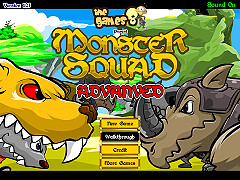 高階怪物小隊(Monster Squad Advanced)