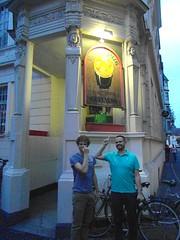 Irish Pub!