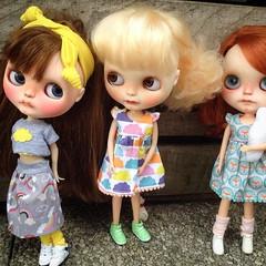 Amazing trade with @jupolatti , your outfit are pure dream!!!!!!! ❤️#tiina #tole tole #mariuka