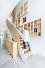 A House by John Donkin Architect (Urszula Muntean Photography) Tags: ontario canada architecture concrete interiors ottawa objects interiordesign plywood gooddesign interiorphotography johndonkinarchitect