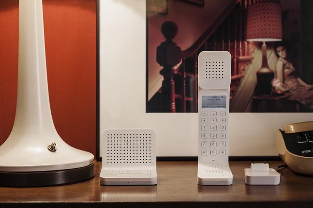 Swissvoice L7無線電話-白色款