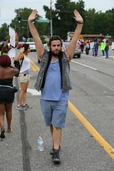 5M4A8473 (Tim Ide) Tags: ferguson mikebrown missouri protest handsupdontshoot killercop policebrutality fergusonmissouri