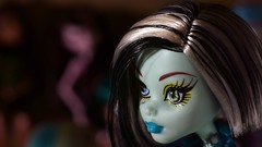 frankie (Allan Saw) Tags: macro doll extensiontubes frankiestein monsterhigh
