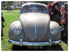 VW Beetle 1953-57 (v8dub) Tags: auto old classic car vw bug volkswagen automobile beetle automotive voiture cox 1957 oldtimer oldcar collector 1953 käfer coccinelle kever fusca aircooled wagen pkw klassik maggiolino worldcars