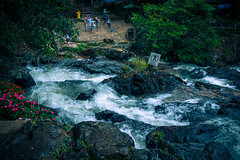 Datanla falls (lar-f) Tags: wet water stone river waterfall rocks stream cloudy overcast falls vietnam datanla đàlạt lâmđồng