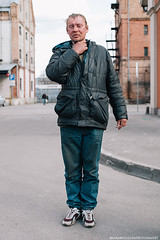 (Hvostogrivo) Tags: life portrait people face canon lens photography 50mm photo eyes homeless national reality geography canon5dmk2