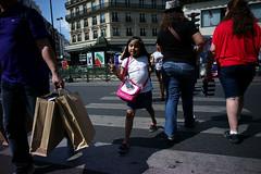 Parisian #19 (人間觀察) Tags: street leica trip people paris france travelling candid stranger parisian f40 voigtlander21mm leicam9