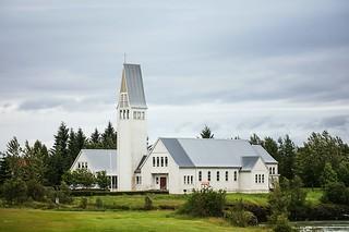 Church of Selfoss