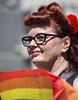 "Vancouver Pride Parade 2014 - 0184 (gherringer) Tags: summer music canada vancouver fun happy bc pride parade colourful vanpride ""west end"""