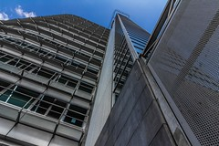 (McQuaide Photography) Tags: holland building netherlands amsterdam architecture canon eos europe nederland modernism wideangle structure dslr modernarchitecture gebouw uwa wideanglelens ultrawideangle 100d 1018mm mcquaidephotography