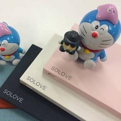 เมื่อวานวันเกิดโดเรม่อนการ์ตูนญี่ปุ่นที่อยู่คู่คนไทยมาอย่างยาวนาน เอ้า HBD กันหน่อยเร้วว   #Doramon #OhhoGadget #Solove #Solovegadget #PowerBank #Love #แบตสำรอง #iPad #iPhone #Samsung #Smartphone #Tablet