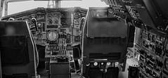Tupolev Tu-144D (Rami Khanna-Prade) Tags: museum germany de deutschland cockpit musee nasa allemagne charger cccp tupolev sinsheim tu144 concordski tupolevtu144 cccp77112 aeroflotsovietairlines autotechnikmuseumsinsheim tu144d natocharger
