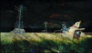 Dark sky / Artist : Mistero Hifeng