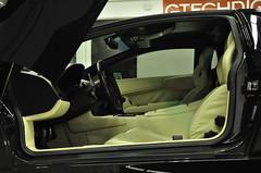 Lamborghini Murcielago detail