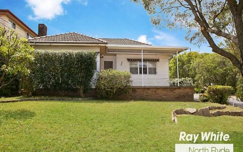 1 Edmondson Street, North Ryde NSW