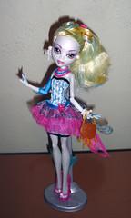 Dot-Dead-Gorgeous-lagoona-original (Margarit's Dolls) Tags: blue original monster dead high doll gorgeous dot mattel lagoona ddg