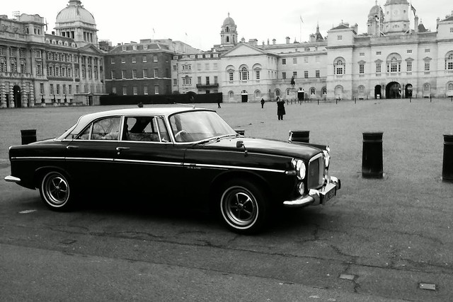 Hooper Rover P5B Coupe