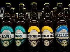 Fynes Ales - Jarl Ale, Hurricane Jack Ale and Avalanche Ale Argyel Scotland (mbell1975) Tags: ireland dublin irish beer jack scotland hurricane cerveza ale bier cerveja birra ales bière piwo biere pivo avalanche bira jarl øl fynes argyel