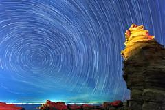 Northeast Coast, Taiwan _IMG_7357_7426 (Len) Tags: sea sky seascape clouds landscape star taiwan  seacoast keelung  6d northeastcoast       ef1635mmf28liiusm 1635lii