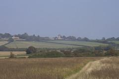 Bembridge Windmill (tame_alien) Tags: uk england windmill landscape unitedkingdom hill isleofwight nationaltrust plain bembridge bembridgewindmill