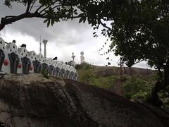 From Ibbagala Raja Maha Viharaya - Kurunegala (Achala Photography) Tags: maha raja kurunegala achala rajapaksha viharaya විහාරය ibbagala ඉබ්බාගල රජමහා