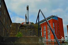 Steps Double Tree (Travis Pictures) Tags: city uk england urban canal britain yorkshire leeds waterway westyorkshire westriding leedsandliverpoolcanal