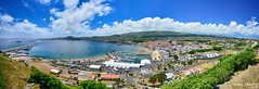 Miradouro Do Facho, Praia da Vitoria panorama (Soma Images) Tags: ocean panorama green praia portugal field landscape island islands cow cows farmers group images atlantic pasture third fields soma portuguese ilha terceira archipelago azores northatlantic travelphotography jasongreen travelphotographer acores vitoria miradourodofacho thirdisland somaimages ilhalilas praiadavitoria