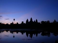 Sunrise at Angkor Wat - 003
