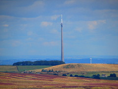 Emley Moor Transmitter (Yorkshire) (Gary Chatterton 3 million Views Thank You All) Tags: flickr yorkshire exploreinterestingness huddersfield transmitter emleymoor woodheadpass tvmast
