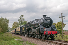 Bogus 5MT (4486Merlin) Tags: unitedkingdom transport steam railways cambridgeshire midlands gbr wansford heritagerailways nenevalleyrailway 73000 73050 exbr brstd5mt460 mixedtrafficsteamgala