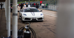 Racing! (isakhuynh) Tags: white cars photography flickr track ferrari racing event lamborghini scuderia speciale trackday knutstorp autoropa ferrari430scuderia aventador isakhuynh canoneos600d wileco wilecoevents