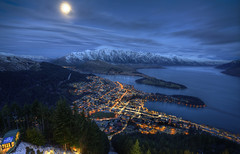 Queenstown Overlook (Cliff_Baise) Tags: