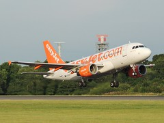 EasyJet Airbus A319-111 G-EZGD departing Manchester, 7 August 2014 (Ross Kennedy) Tags: new england sky man southwest west tower english tarmac airplane manchester concrete fly high airport wings holidays europe european northwest britain good euro aircraft altitude aviation air south jets flight eu fast cockpit aeroporto terminal aeroplane landing deck international level airline planes airbus passenger arrival popular departure propeller takeoff gala runway flights carrier freight mounds flightdeck airliner intl turboprop easyjet airfield aerodrome winglets fuselage jetliner a319 ringway planespotting egcc turbojet tailplane turbofan pirani iata icao