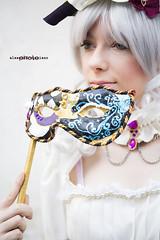 211 (Alessandro Gaziano) Tags: portrait colors girl canon foto cosplay sguardo cosplayer fotografia colori ritratti reportage costumi luccacomics alessandrogaziano