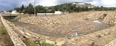 Evacuation sous les Bassins de rétention haut et bas  - route d'Alès - jeudi 18 sept. 2014 IMG_2604 (1) (6franc6) Tags: 30 languedoc orage gard 2014 6franc6