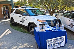 Washington State Patrol Vehicles (andrewkim101) Tags: county ford washington state police utility fair exhibit wa pierce suv patrol puyallup interceptor wsp